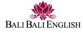 バリ島で海外留学・短期留学は「Bali Bali English」